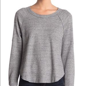 Splendid thermal sweatshirt